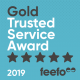THE NAME LABEL COMPANY RECEIVES FEEFO GOLD TRUSTED SERVICE AWARD 2019