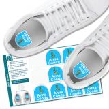 Shoe Label - Standard
